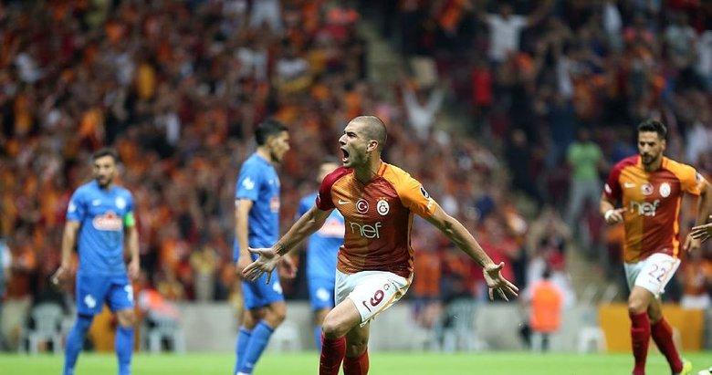 Yıldız isim Galatasaray'a veda etti