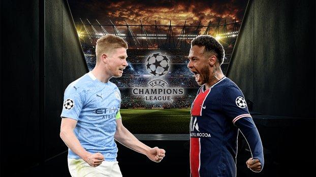 Manchester City - Paris Saint Germain | CANLI #