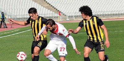 Samsun kaçtı İstanbul yakaladı