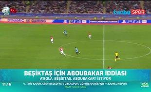 Beşiktaş için Aboubakar iddiası