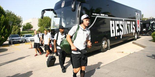 Beşiktaş Porto'ya gitti