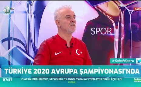 Turgay Demir: Türkiye 2020'de yarı final oynar!