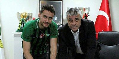 Akhisarspor'da Musa Nizam imzaladı
