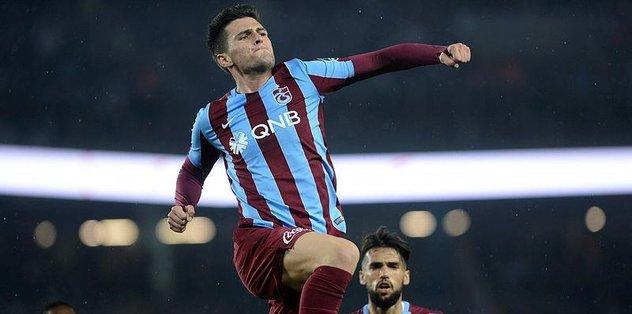 Trabzonspor'da Okay Yokuşlu'nun yerine Martins geliyor