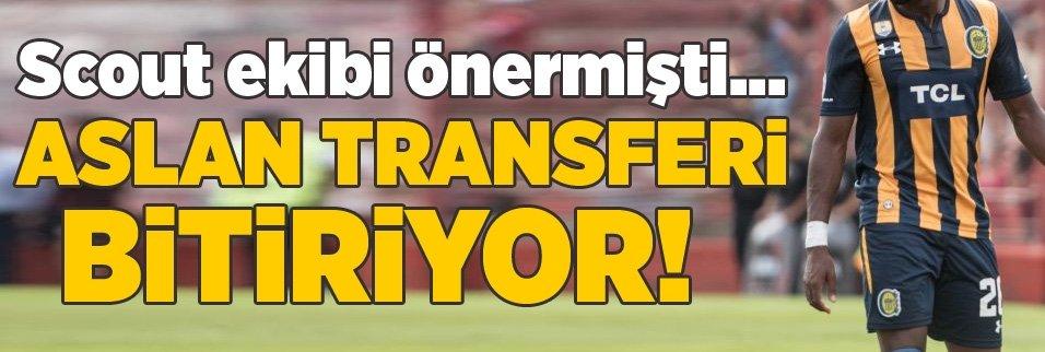 scout ekibi onermisti galatasaray oscar cabezas transferini bitiriyor 1598221517475 - Galatasaray'da Fatih Terim'den son karar! Arda Turan gelecek sezon...