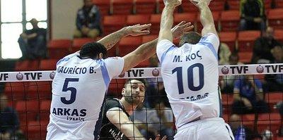 Arkas Spor'un Avrupa kupalarında 13. sezonu