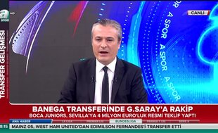 Banega transferinde Galatasaray'a rakip