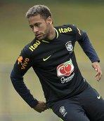 Neymar'dan itiraf: İdolüm Alex