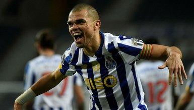 Son dakika spor haberi: 38'lik Pepe Portekiz Milli Takımı'na çağrıldı!