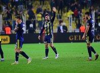 Fenerbahçe - Denizlispor maçından kareler