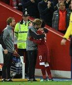 Liverpool'da şok ayrılık