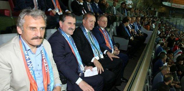 ''Türk futbolu için önemli bir geceydi''