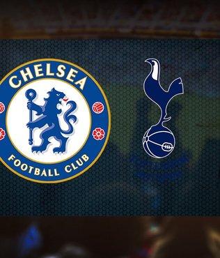 Chelsea Tottenham maçı ne zaman? Saat kaçta? Hangi kanalda? Muhtemel 11'ler
