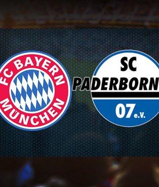 Bayern Münih Paderborn maçı ne zaman? Saat kaçta? Hangi kanalda? Muhtemel 11'ler