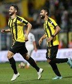 Gol düellosunda kazanan İstanbulspor!