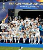 Real Madrid dünyanın en büyüğü!