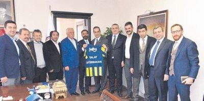 Fenerbahçe Evi için girişimler başladı