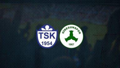 Tuzlaspor - Giresunspor maçı ne zaman, saat kaçta ve hangi kanalda canlı yayınlanacak? | TFF 1. Lig