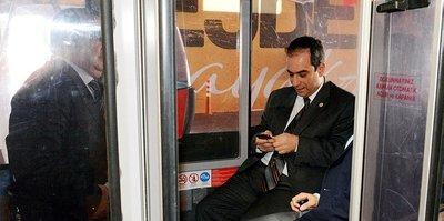 Şekip Mosturoğlu, Fenerbahçe Evi için yer baktı