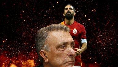 Son dakika spor haberi: Ahmet Nur Çebi ve Arda Turan PFDK'ya sevk edildi!