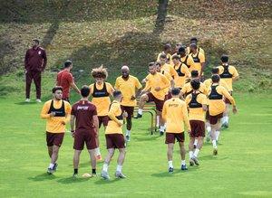 Galatasaray 2019-2020 sezonu hazırlıklarını Avusturya'da sürdürüyor