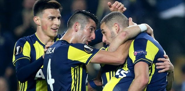 Fenerbahce beat Zenit 1-0 in Europa League round of 32