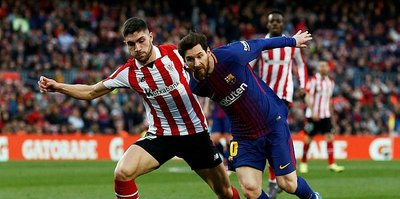 Barcelona 36 dedi!