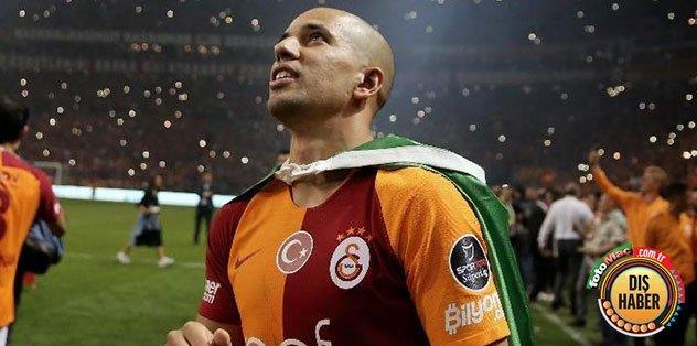 Feghouli transferi için görüşmeler başlıyor! 10 milyon... - Futbol -