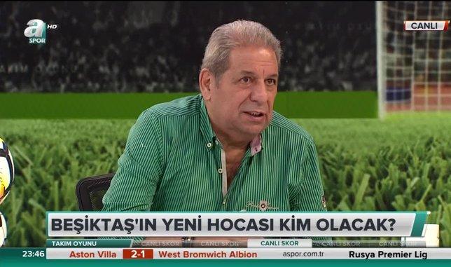 Erman Toroğlu Beşiktaş'ın yeni hocasını açıkladı!