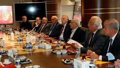 Yüksek istişare kurulu toplandı