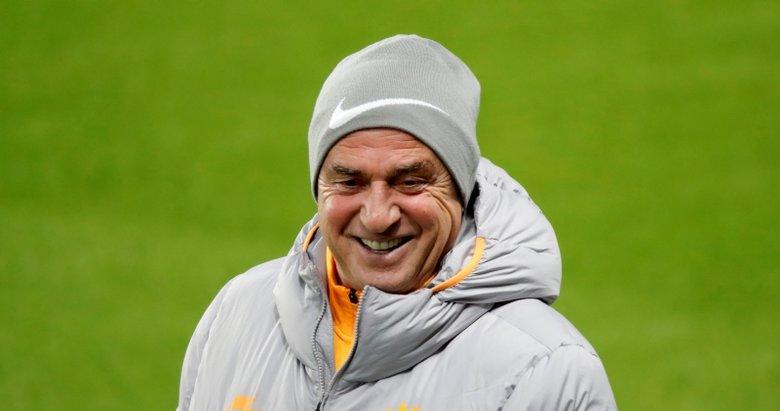 Fatih Terim kararını verdi! İşte Galatasaray'ın PSG 11'i