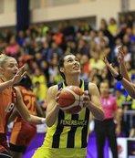 Derbide kazanan Fenerbahçe!
