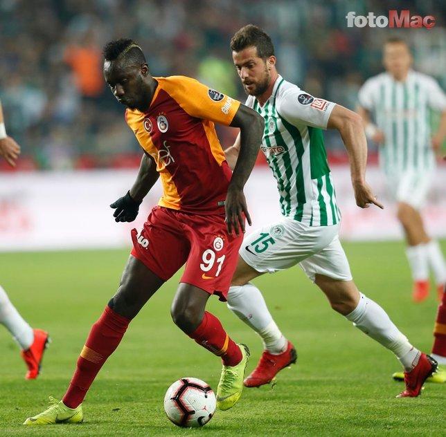 Galatasaray'da 1 ayrılık 1 transfer!