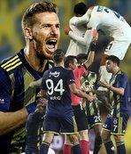 Kadıköy'de 2 kırmızı kart 2 penaltı 5 gol!