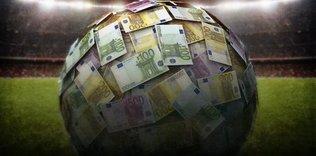 Türkiye'nin transfer harcamaları yüzde 141 arttı