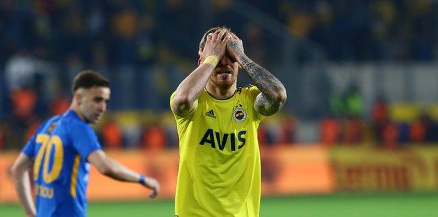 İşte Fenerbahçe'de düşüşe sebebiyet veren hatalar