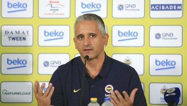 Igor Kokoskov Fenerbahçe için NBA'i reddetti! İşte nedeni