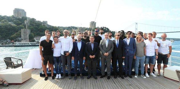 Galatasaray'da birlik ve beraberlik gezisi
