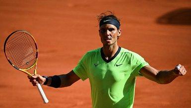 Rafael Nadal Fransa Açık'ta yarı finale çıktı!