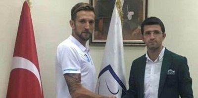 Dadaş'ta 8. transfer Elazığ'dan Ozan