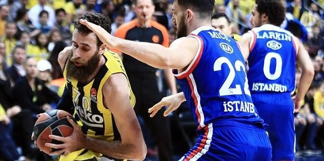 Controversy erupts in Turkish basketball finals