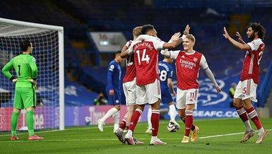 Chelsea - Arsenal: 0-1 (MAÇ SONUCU - ÖZET)
