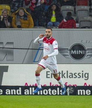 Fortuna Düsseldorf 3-3 Hertha Berlin | MAÇ SONUCU