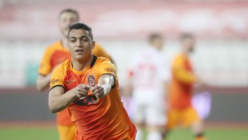 """Galatasaray'da Mohamed krizi! """"İzin verin gideyim"""""""