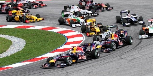 Formula 1 takvimi onaylandı