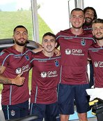 Trabzonspor'da gençler aslan gibi!