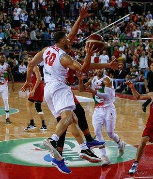 Pınar Karşıyaka 92-54 Spirou Basket: | MAÇ SONUCU