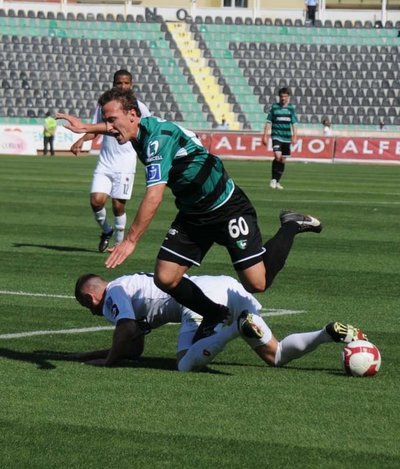 Denizlispor - Gençlerbirliği (TSL 32. hafta maçı)