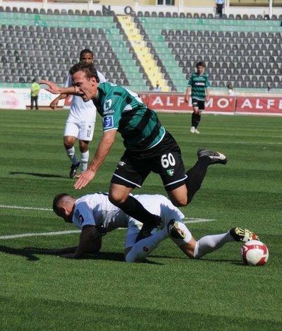Denizlispor - Gençlerbirliği TSL 32. hafta maçı