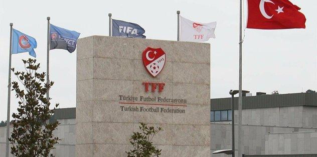 Son dakika: TFF'den flaş açıklama! Süper Lig 21 takımla oynanacak
